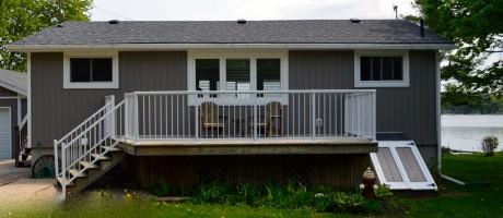 Update Cottage Exterior