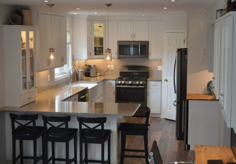 Create Open Concept and Functionality