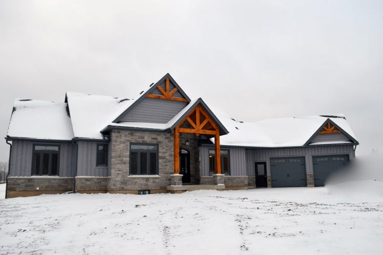 Country Custom Home